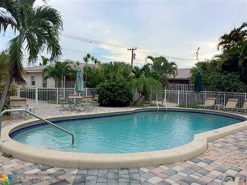 Photo of 736 NE 13th Ct #23, Fort Lauderdale, FL 33304 (MLS # F10216171)