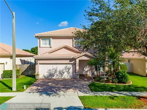 Photo of 1991 NW 170th Ave, Pembroke Pines, FL 33028 (MLS # F10305171)