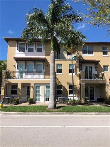 Photo of 1050 SW 147th Ave #10108, Pembroke Pines, FL 33027 (MLS # F10271173)