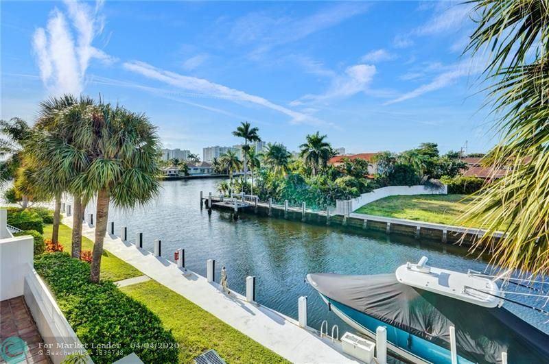 Photo of 3100 NE 47th Ct #11, Fort Lauderdale, FL 33308 (MLS # F10224173)