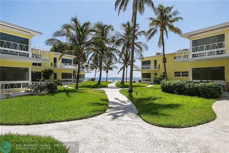 1398 S Ocean Blvd #16, Pompano Beach, FL 33062 - MLS#: F10243173
