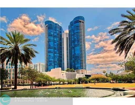 Photo of 333 LAS OLAS WY #2509, Fort Lauderdale, FL 33301 (MLS # F10252173)