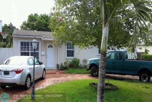 Photo of 1521 N 71st Ave, Hollywood, FL 33024 (MLS # F10223174)
