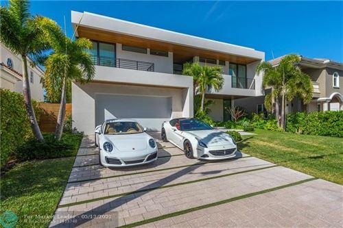 Photo of 603 Solar Isle Dr, Fort Lauderdale, FL 33301 (MLS # F10284174)
