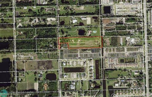 Photo of 5140 SW 70th Ave, Davie, FL 33314 (MLS # F10301174)