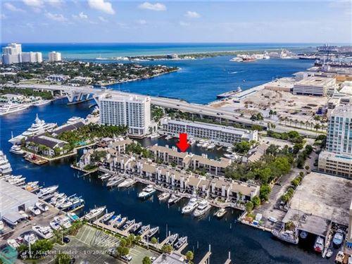 Photo of 13 Port Side Dr, Fort Lauderdale, FL 33316 (MLS # F10304175)