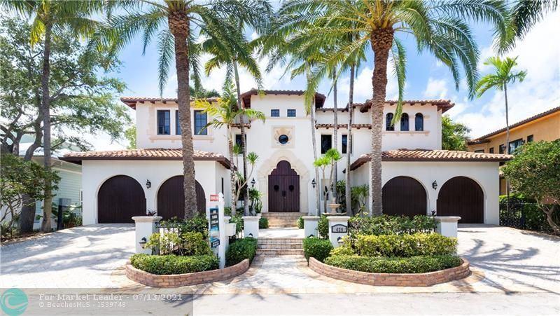 429 Coconut Isle Dr, Fort Lauderdale, FL 33301 - #: F10277175