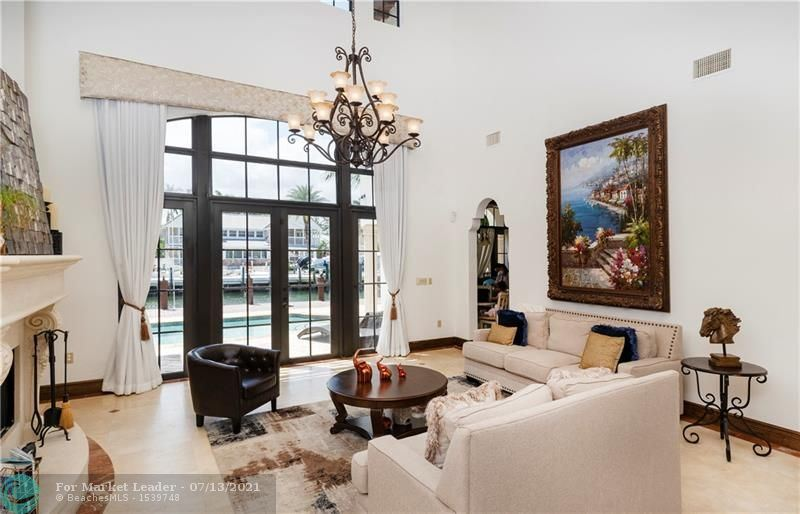 Photo of 429 Coconut Isle Dr, Fort Lauderdale, FL 33301 (MLS # F10277175)