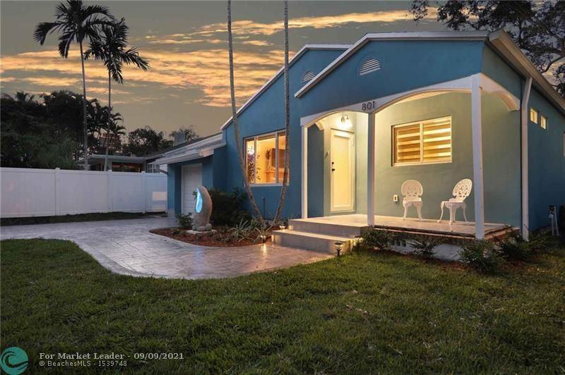 Photo of 801 SE 7th St, Fort Lauderdale, FL 33301 (MLS # F10300176)