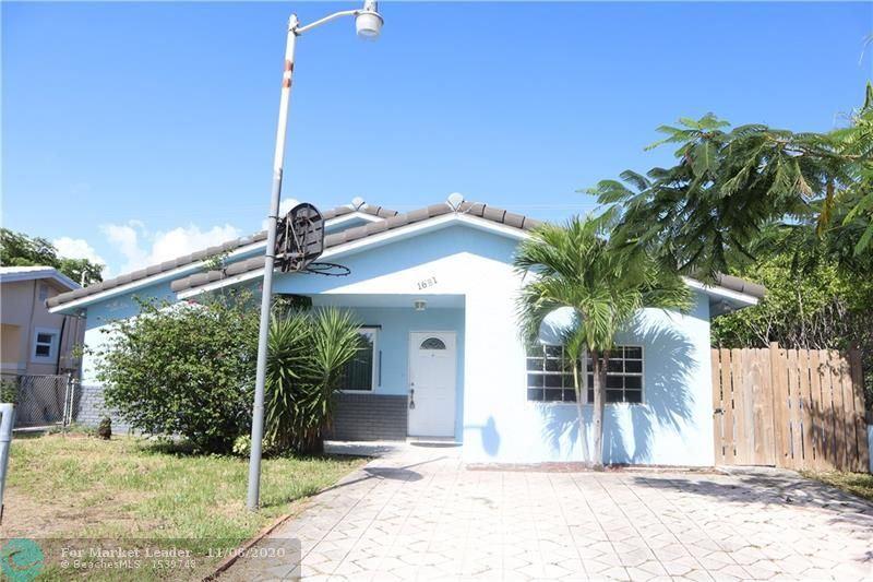1681 NE 39th St, Pompano Beach, FL 33064 - #: F10256177