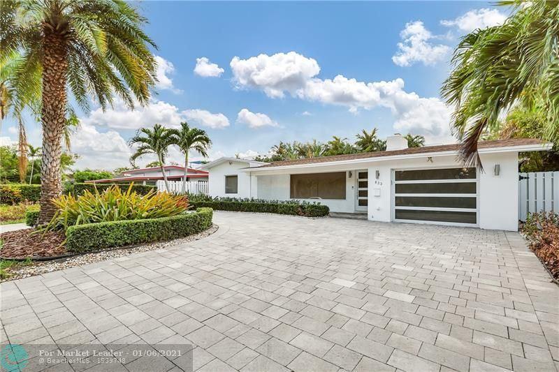 833 NE 19TH TE, Fort Lauderdale, FL 33304 - #: F10265177