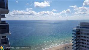Photo of 3500 Galt Ocean Dr #1903, Fort Lauderdale, FL 33308 (MLS # F10165179)