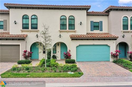 Photo of Listing MLS f10211179 in 3151 NW 124th Way #3151 Sunrise FL 33323