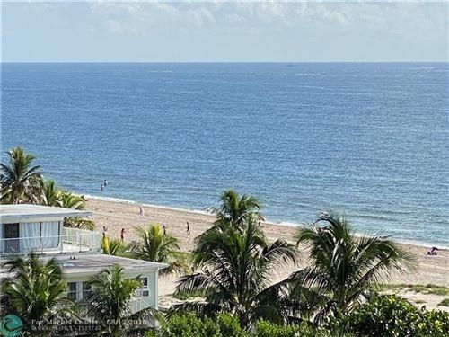 Photo of 1000 S Ocean Blvd #8-K, Pompano Beach, FL 33062 (MLS # F10243179)