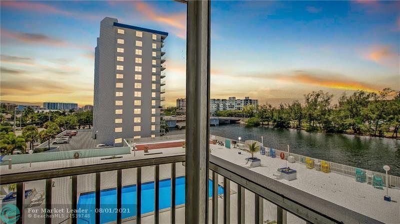 1505 N Riverside Dr #502, Pompano Beach, FL 33062 - #: F10295179