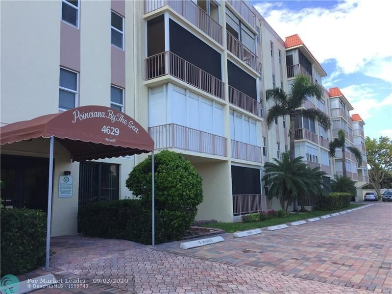 4629 Poinciana St #303, Lauderdale by the Sea, FL 33308 - #: F10211180