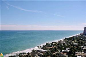 Photo of 3100 N Ocean Blvd #2306, Fort Lauderdale, FL 33308 (MLS # F10187181)