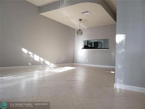 Foto de inmueble con direccion 5731 NW 98th Way #5731 Coral Springs FL 33076 con MLS F10247181
