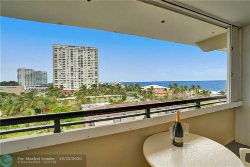 Photo of 401 Briny Ave #707, Pompano Beach, FL 33062 (MLS # F10255181)