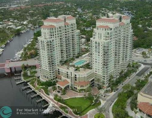 Photo of 610 W LAS OLAS BL #1014N, Fort Lauderdale, FL 33312 (MLS # F10294181)