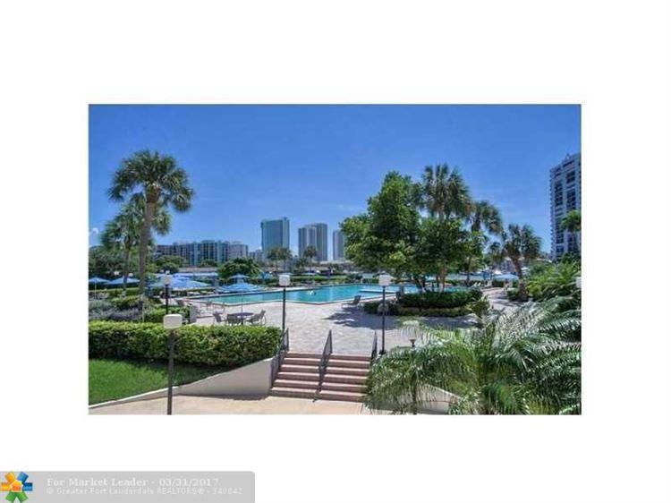 Photo of 600 Three Islands Blvd #1021, Hallandale, FL 33009 (MLS # F10060181)