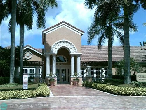 Photo of 3854 NW Lyons Rd #206, Coconut Creek, FL 33073 (MLS # F10223182)