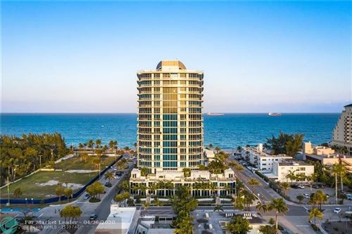 Photo of 701 N Fort Lauderdale Beach Blvd #401, Fort Lauderdale, FL 33304 (MLS # F10226182)