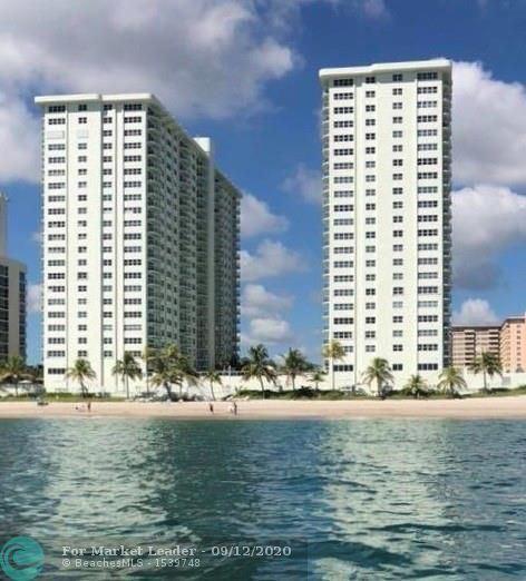 Photo of 3410 GALT OCEAN DR #1005N, Fort Lauderdale, FL 33308 (MLS # F10247182)