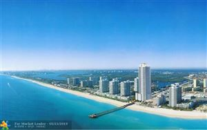 Photo of 16699 Collins Ave #3903, Sunny Isles Beach, FL 33160 (MLS # F10162184)