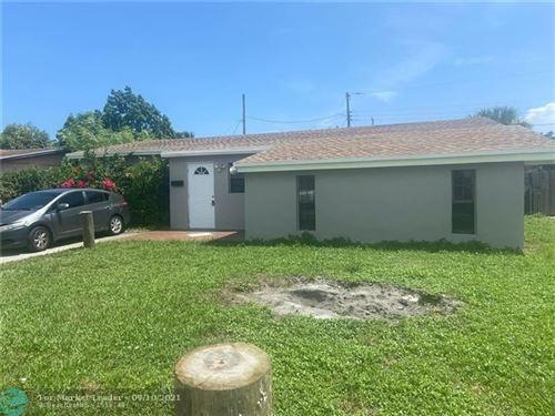 Photo of 2330 NE 1st Ave, Pompano Beach, FL 33060 (MLS # F10300184)