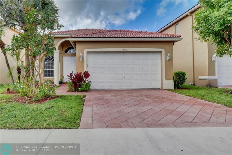 12316 NW 54th Court, Coral Springs, FL 33076 - #: F10236184