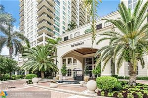 Tiny photo for 610 W Las Olas Blvd #813, Fort Lauderdale, FL 33312 (MLS # F10183185)