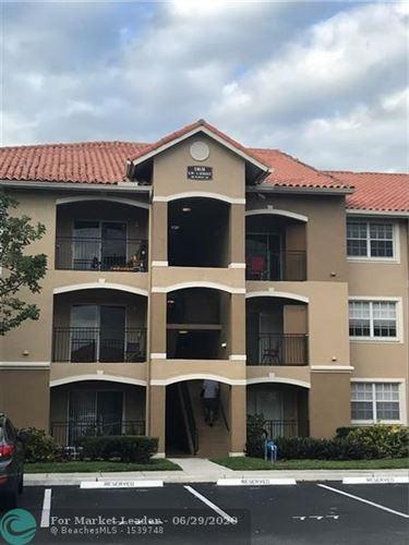 Photo of 11631 SW 2nd St #20-103, Pembroke Pines, FL 33025 (MLS # F10236185)