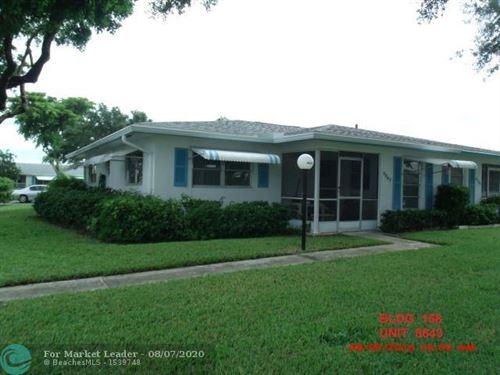 Photo of 8643 NW 11th St #a158, Plantation, FL 33322 (MLS # F10240185)