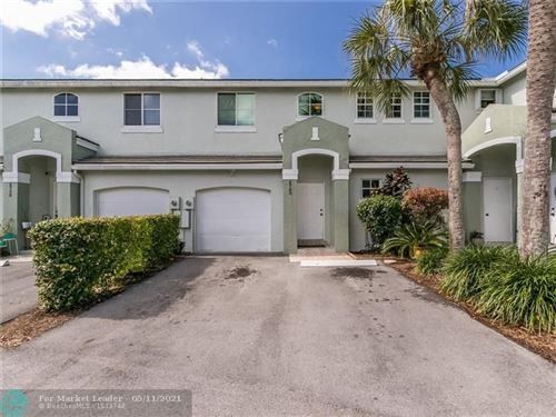 Photo of 4740 GRAPEVINE WAY #4740, Davie, FL 33331 (MLS # F10283185)