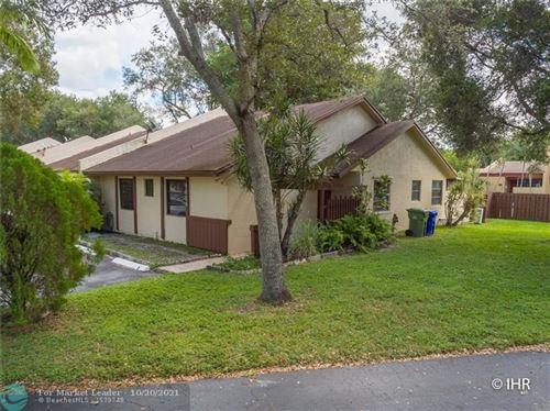 Photo of 9684 NW 15th Ct #9684, Pembroke Pines, FL 33024 (MLS # F10305185)
