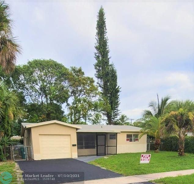 Photo of 2030 NW 47th Ter, Lauderhill, FL 33313 (MLS # F10292185)