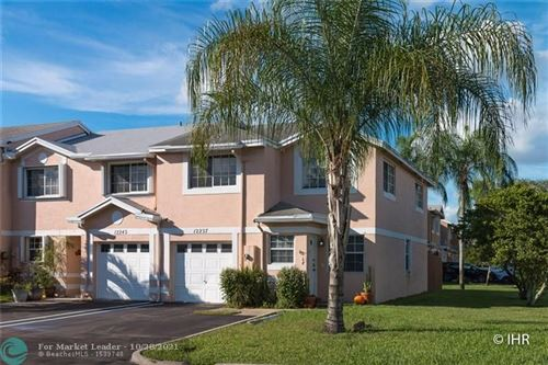 Photo of 12237 SW 50th St, Cooper City, FL 33330 (MLS # F10306186)