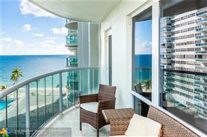 Photo of 3410 Galt Ocean Dr #709N, Fort Lauderdale, FL 33308 (MLS # F10202187)
