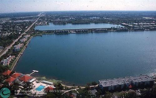 Photo of 105 Lake Emerald Dr #814, Oakland Park, FL 33309 (MLS # F10243187)