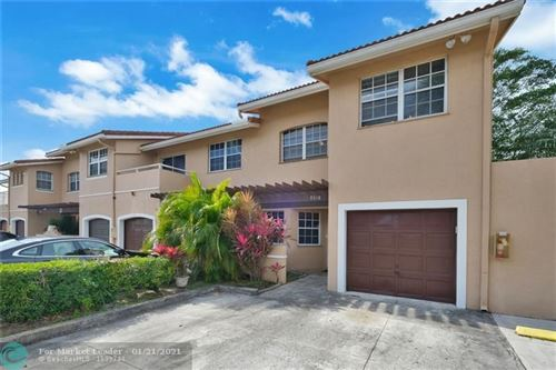 Photo of 9518 SW 1st Pl #5A, Coral Springs, FL 33071 (MLS # F10267187)