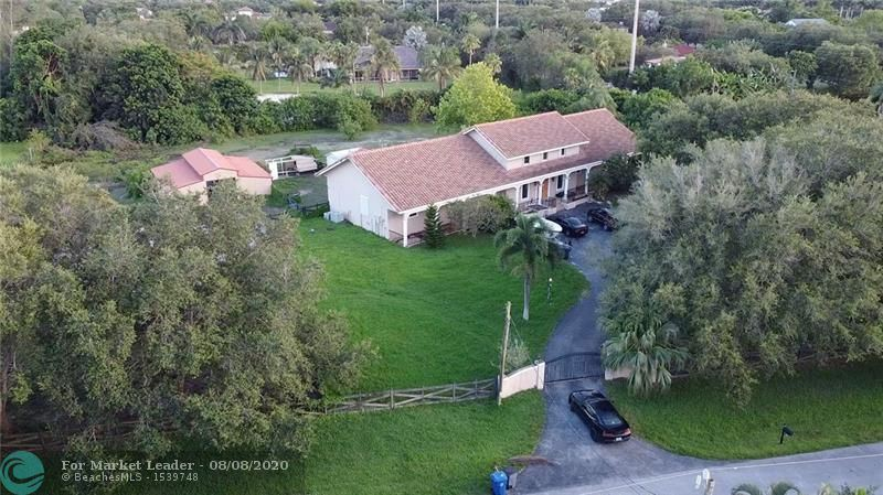 18950 SW 50th St, SouthWest Ranches, FL 33332 - #: F10231187