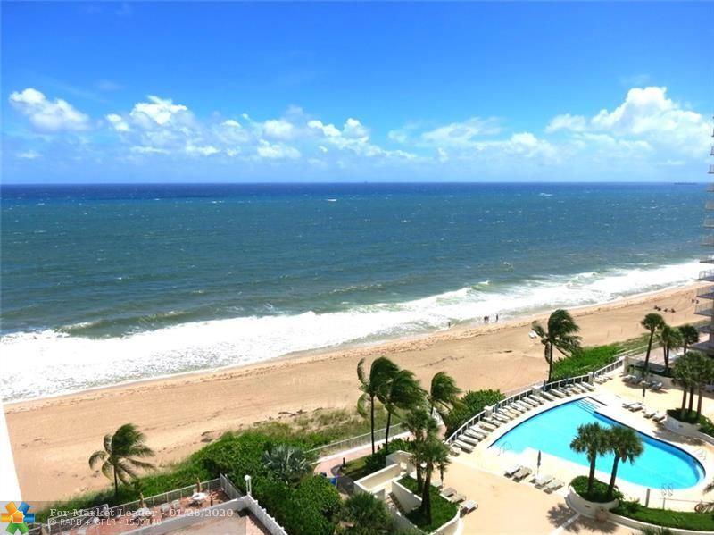 Photo of 4250 Galt Ocean Dr #10P, Fort Lauderdale, FL 33308 (MLS # F10193189)
