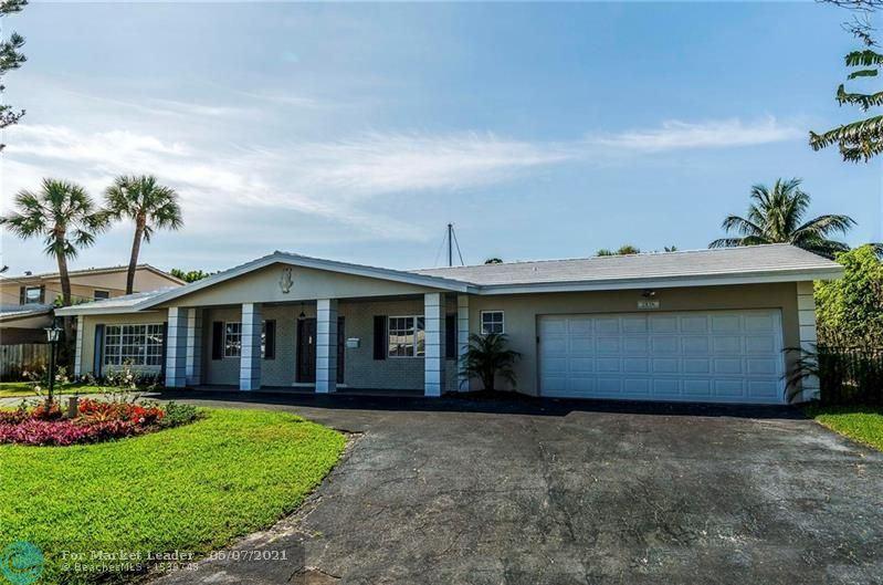 Photo of 2836 NE 29th St, Fort Lauderdale, FL 33306 (MLS # F10282189)