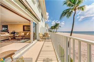Foto de inmueble con direccion 5400 N Ocean Blvd #54 Lauderdale By The Sea FL 33308 con MLS F10187190