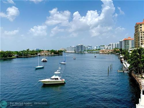 Photo of 9 N Birch Rd #505, Fort Lauderdale, FL 33304 (MLS # F10299190)