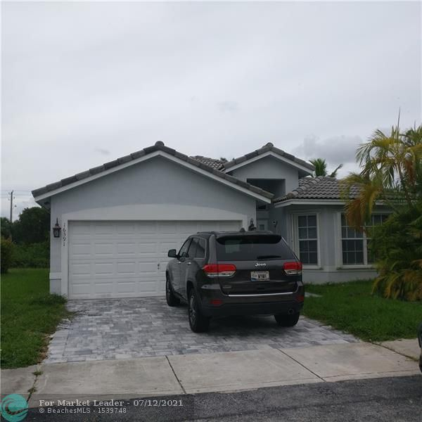 16391 NW 24th St, Pembroke Pines, FL 33028 - #: F10291190