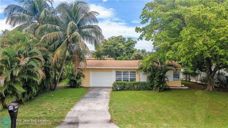 1641 NE 32nd Place, Pompano Beach, FL 33064 - #: F10292190