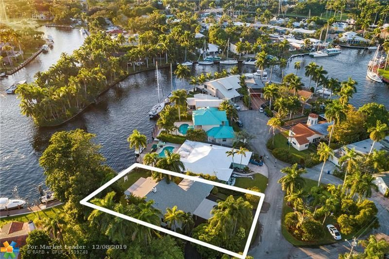 Photo of 617 SW 8th Ter, Fort Lauderdale, FL 33315 (MLS # F10204192)