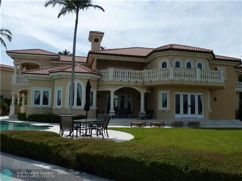 Photo of 509 NE Seven Isles Drive, Fort Lauderdale, FL 33305 (MLS # F10220195)